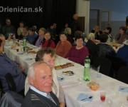 Blahoželanie dôchodcom Drienica