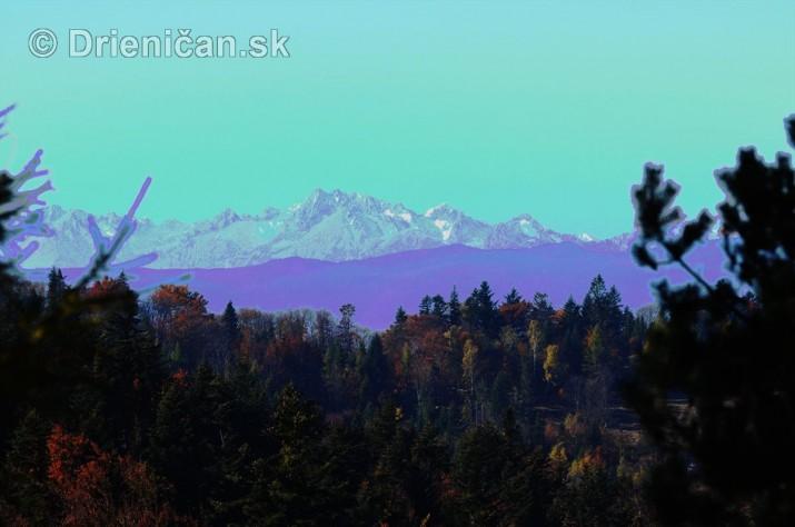 Drienica Lysa 1068 metrov nad morom_21