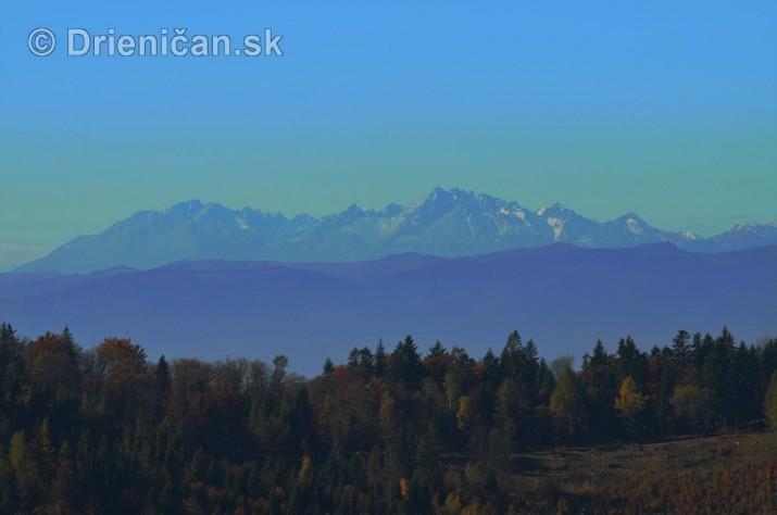 Drienica Lysa 1068 metrov nad morom_22