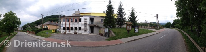 Kulturny dom Drienica panorama_01