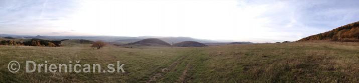 Od Hajovej doliny Drienica panorama_1