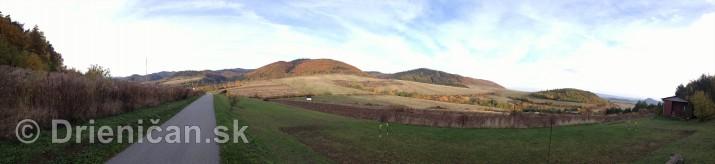 Od Hajovej doliny Drienica panorama_3