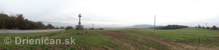 Od Raznian na Sarissky hrad panorama_1