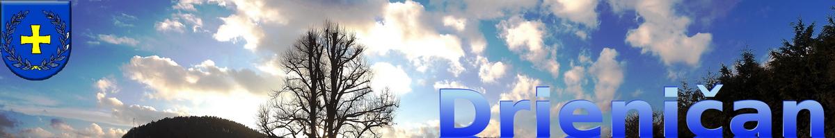 Logo č.68 , pohľad na modrú oblohu...