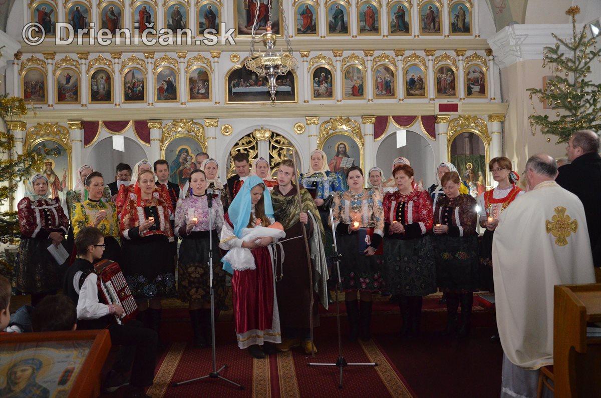 Drienica -Vianočná Akadémia