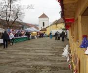 Vianočné trhy Sabinov 2015