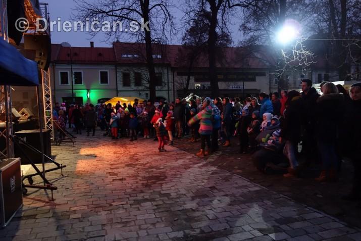 mikulas slavnost rozsvietenie jedlicky sabinov_08