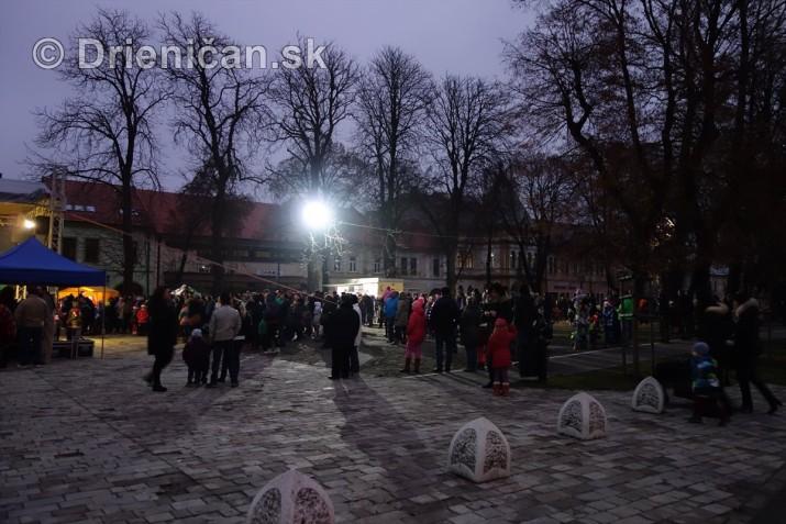 mikulas slavnost rozsvietenie jedlicky sabinov_09