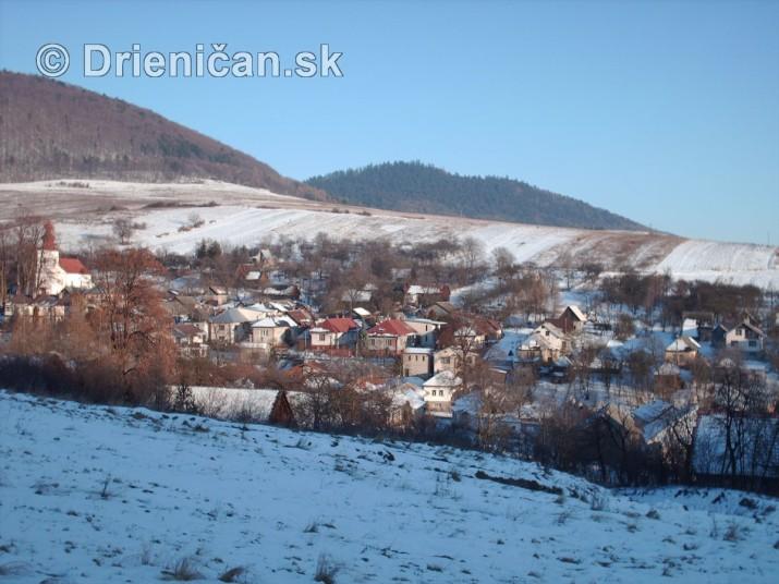 Drienica sneh foto panoramy_34