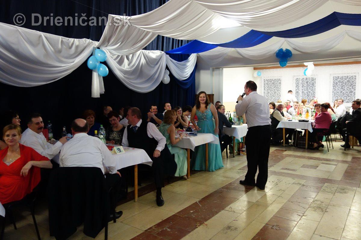 Ples obce Drienica alebo do tretice to najlepšie