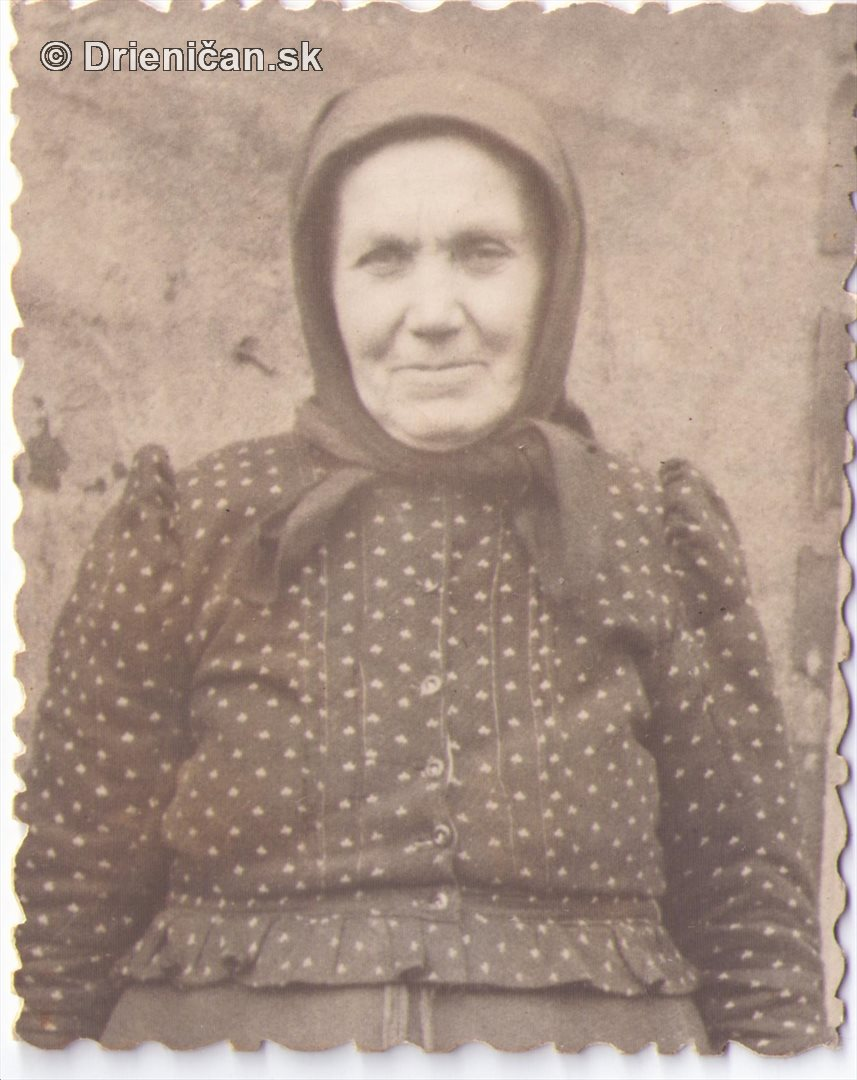 Babička z Palčivky
