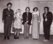 Estráda v Kultúrnom dome-Drienica
