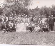 Frekventanti včelmajstri,1960-1962