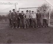 Futbal na vojenčine