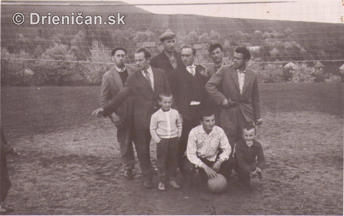 Futbalisti na ihrisku