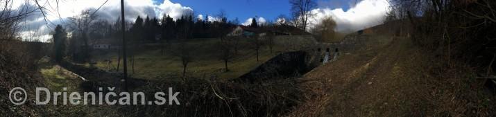 hreda upratovanie drienica panorama_2