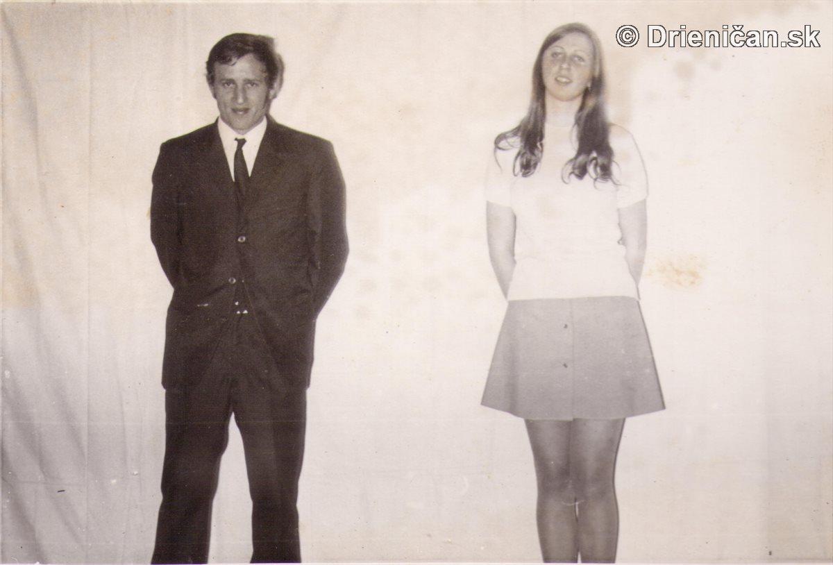Estráda v starej škole, Drienica