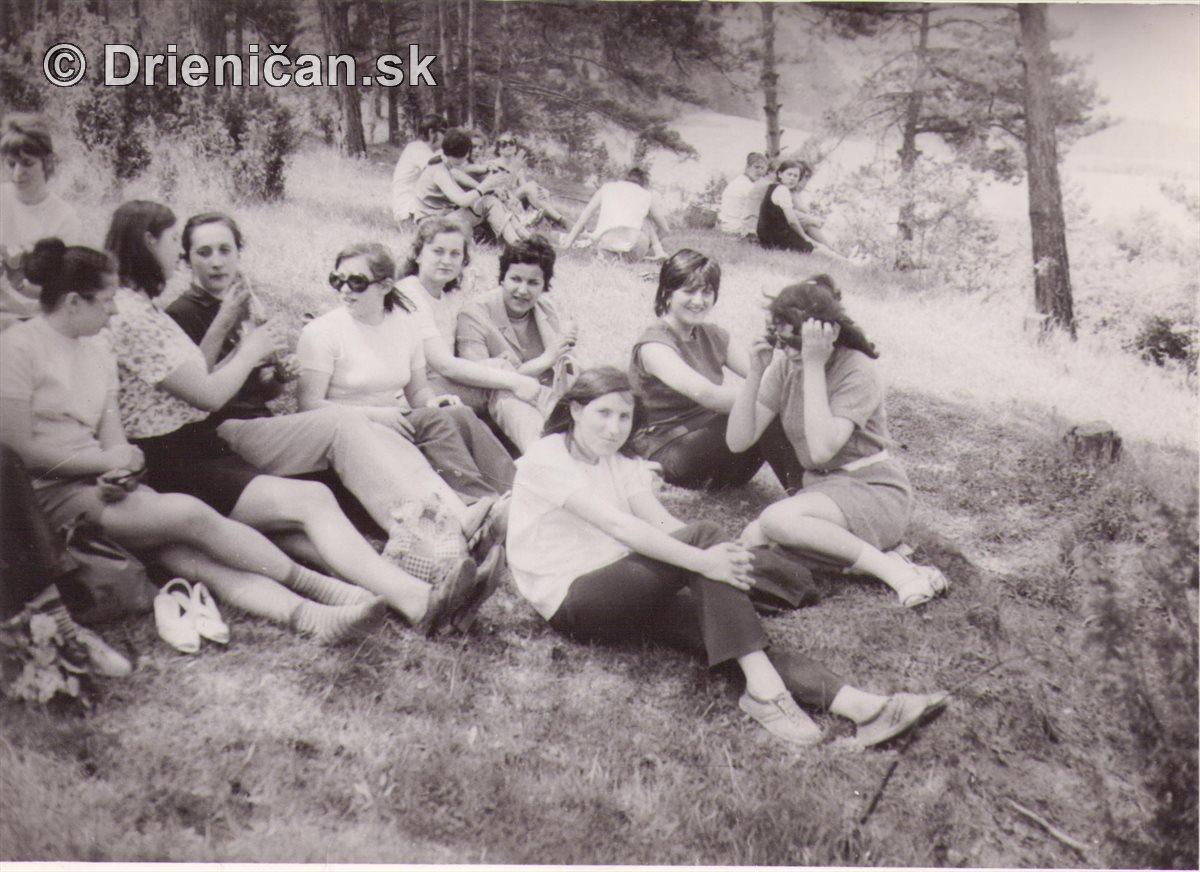 Exkurzia na salaši, 1971