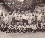 Školská fotografia, rok 1961