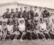 Školská fotografia, rok 1967