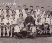 Školská fotografia, rok 1964