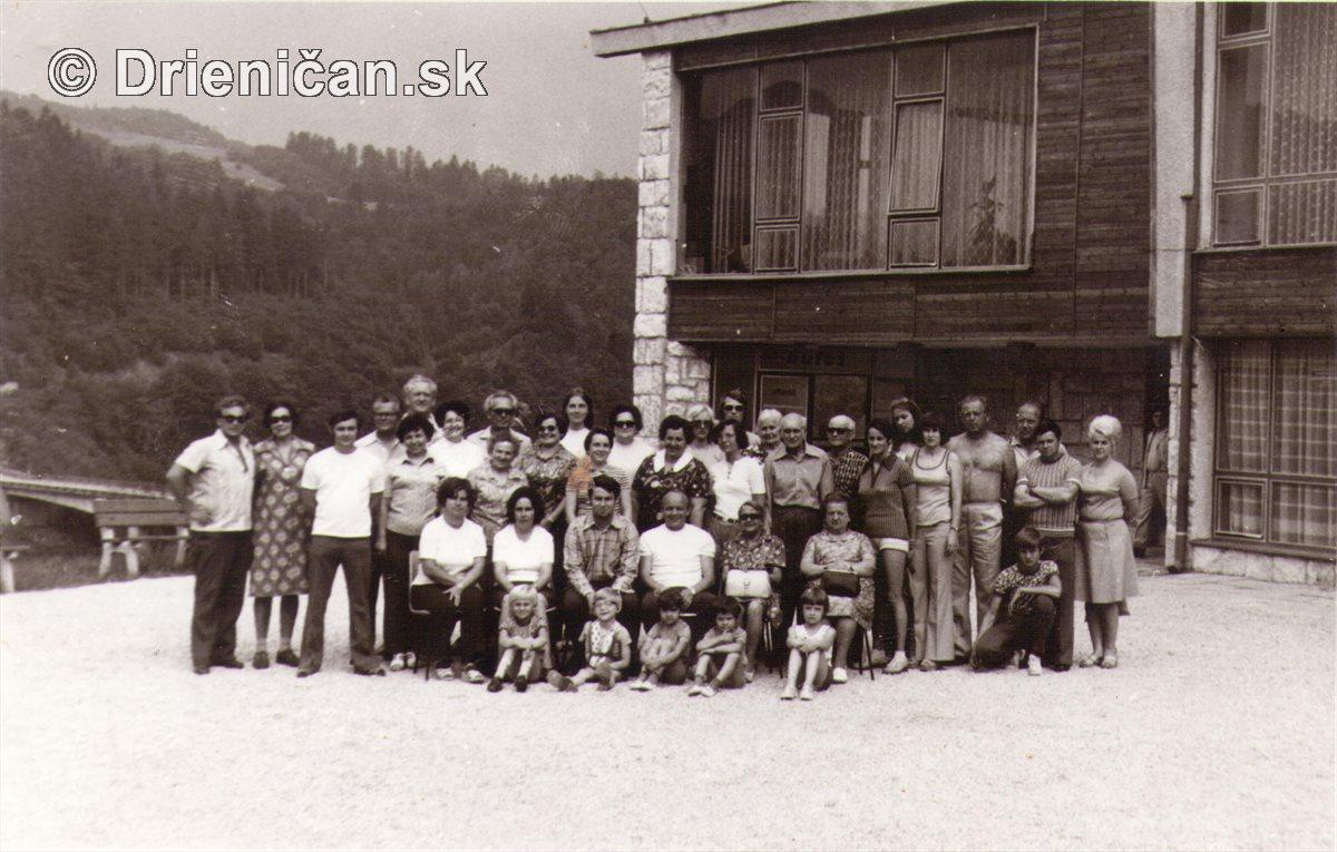 Rekreácia hotel Sivec, Ružín