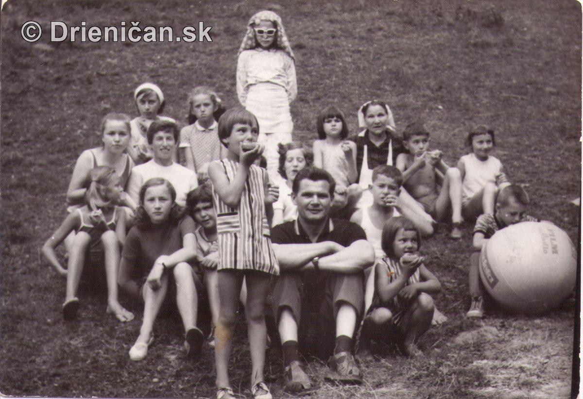 Prázdniny na mliekárenskej chate Drienica