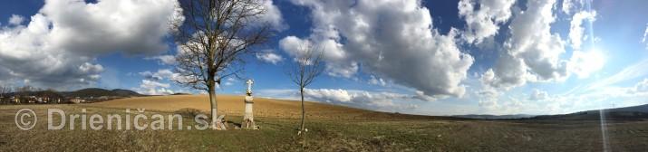 polna cesticka drienica sabinov panorama_3