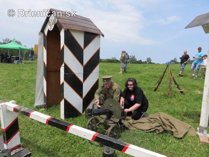 1915-Hostovice-Rekontrukcia bojov Karpaty 1914_01