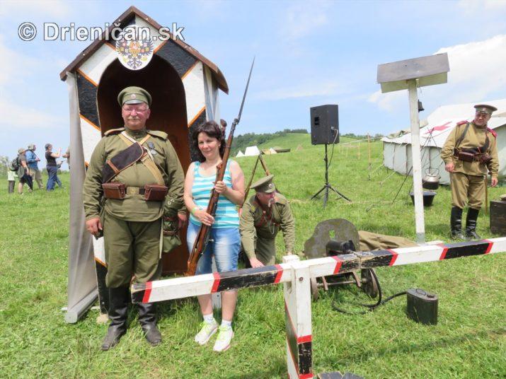 1915-Hostovice-Rekontrukcia bojov Karpaty 1914_03