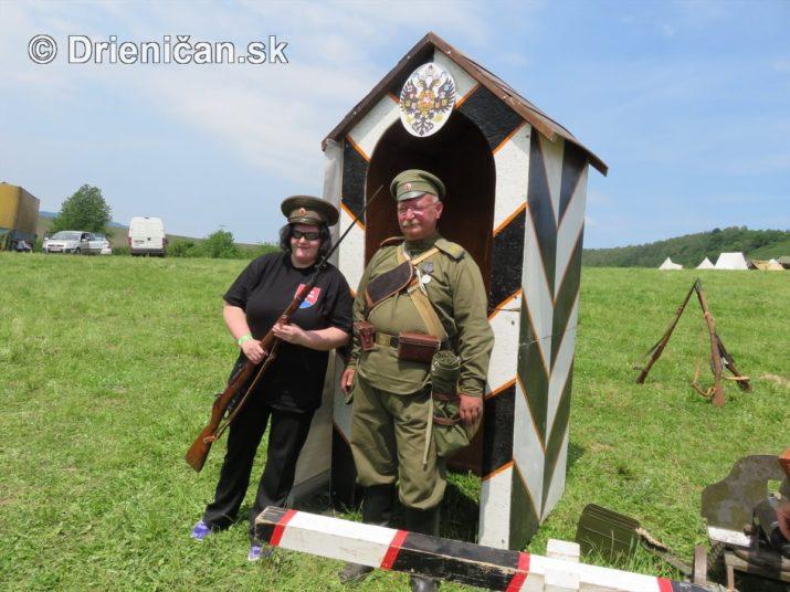1915-Hostovice-Rekontrukcia bojov Karpaty 1914_04