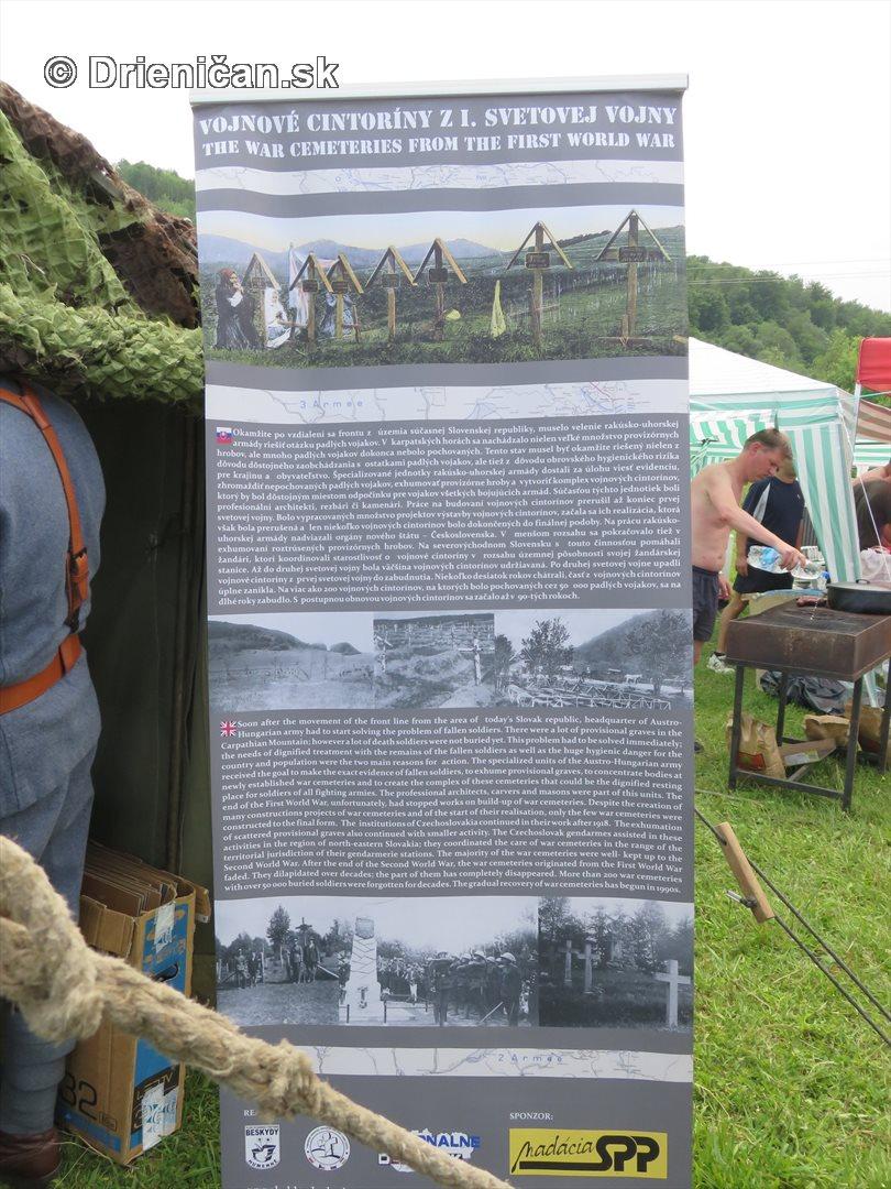 1915-Hostovice-Rekontrukcia bojov Karpaty 1914_07