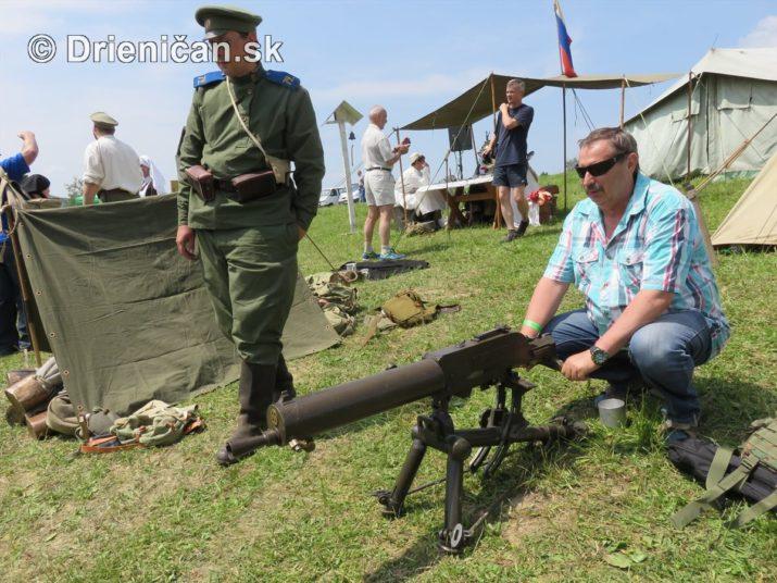 1915-Hostovice-Rekontrukcia bojov Karpaty 1914_47