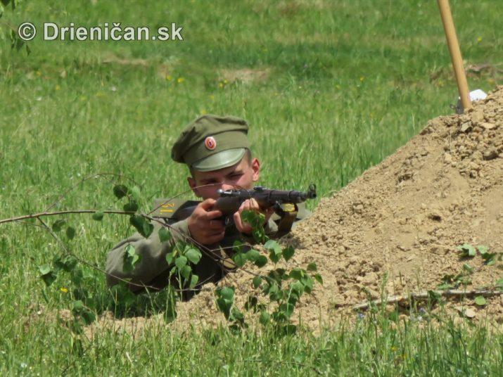 1915-Hostovice-Rekontrukcia bojov Karpaty 1914_58