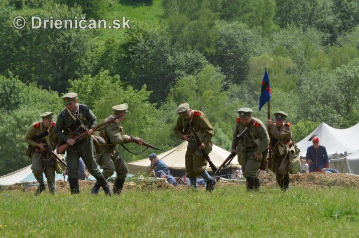 hostovice rekonstrukcia bojov karpaty 1914_04