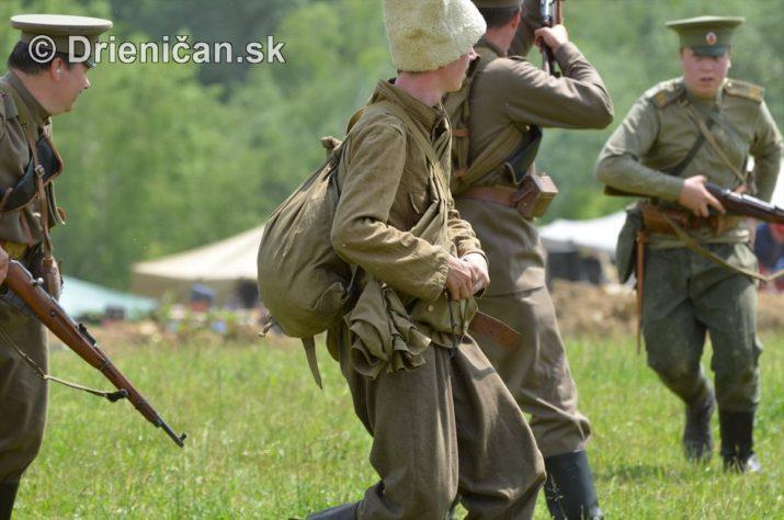 hostovice rekonstrukcia bojov karpaty 1914_05