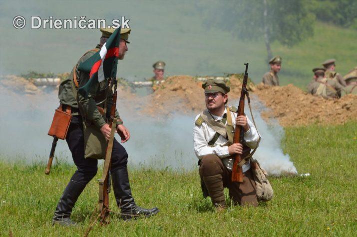 hostovice rekonstrukcia bojov karpaty 1914_09