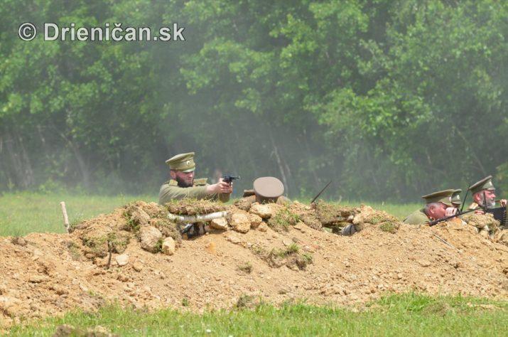 hostovice rekonstrukcia bojov karpaty 1914_10