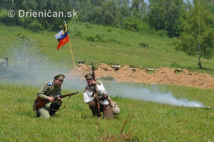 hostovice rekonstrukcia bojov karpaty 1914_11