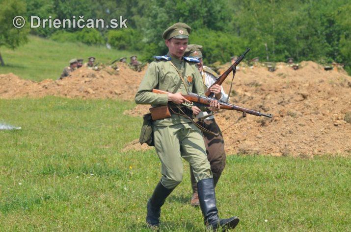 hostovice rekonstrukcia bojov karpaty 1914_12