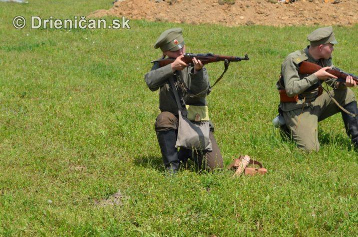hostovice rekonstrukcia bojov karpaty 1914_13