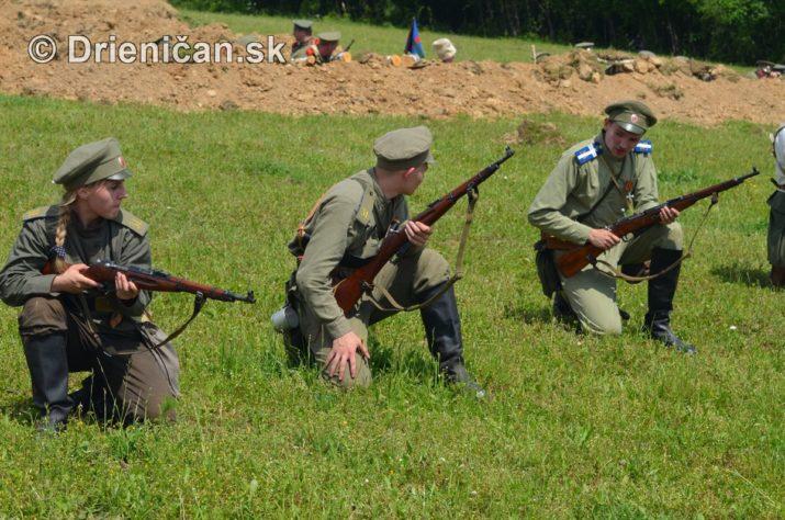 hostovice rekonstrukcia bojov karpaty 1914_14