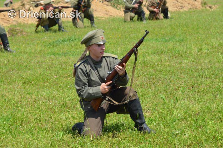 hostovice rekonstrukcia bojov karpaty 1914_33
