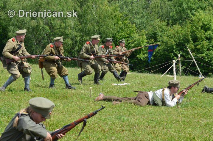 hostovice rekonstrukcia bojov karpaty 1914_36