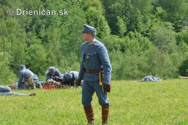 hostovice rekonstrukcia bojov karpaty 1914_42