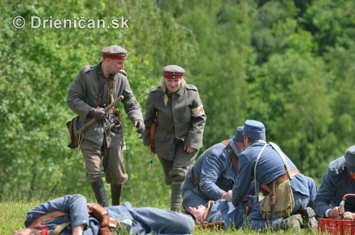 hostovice rekonstrukcia bojov karpaty 1914_43