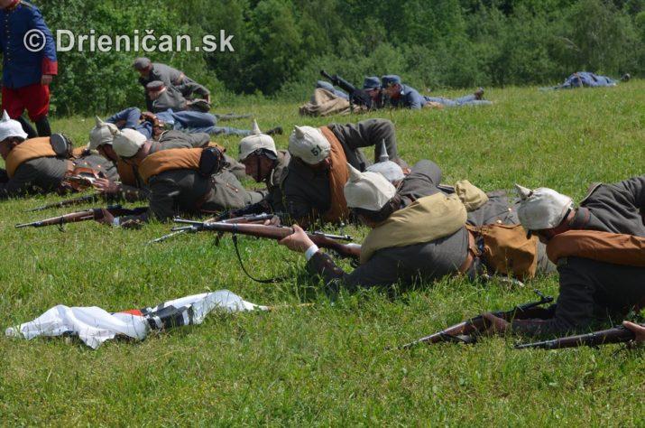 hostovice rekonstrukcia bojov karpaty 1914_44