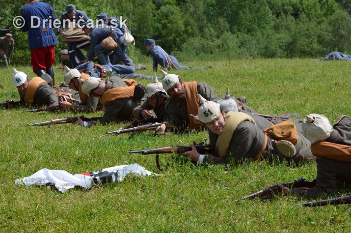 hostovice rekonstrukcia bojov karpaty 1914_45