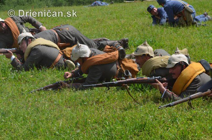 hostovice rekonstrukcia bojov karpaty 1914_46