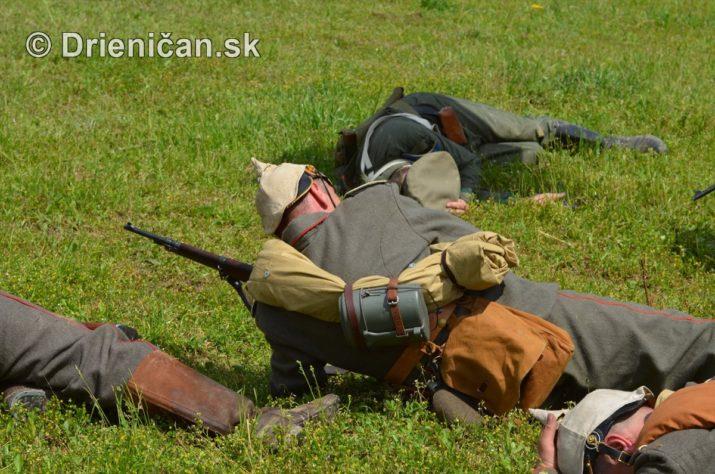 hostovice rekonstrukcia bojov karpaty 1914_48